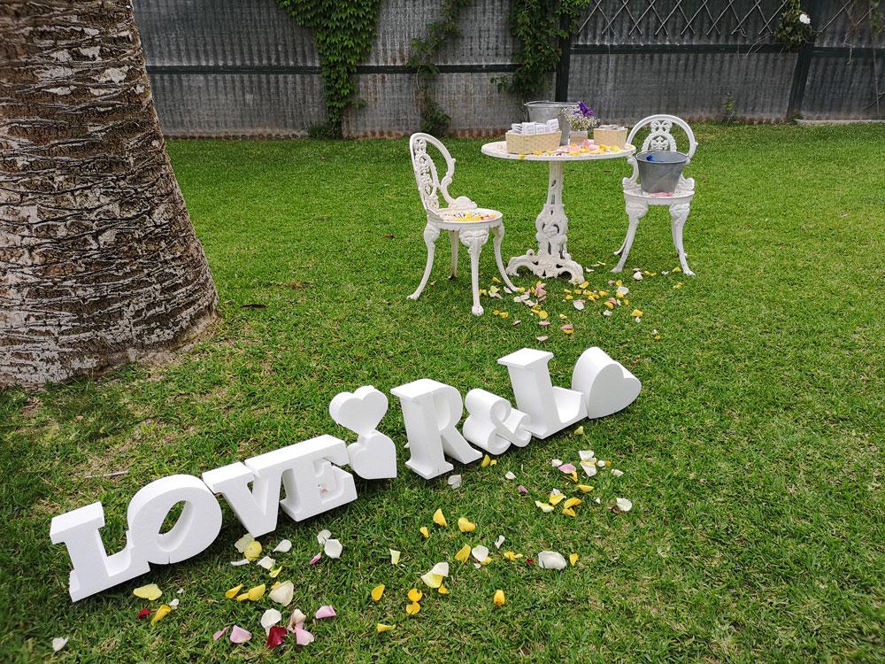 Presentacion Love Finca el Portazo